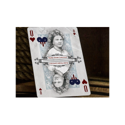 Bicycle Divide of A Nation Playing Cards wwww.jeux2cartes.fr