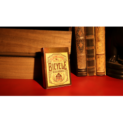 Bicycle Bourbon Playing Cards by USPCC wwww.jeux2cartes.fr