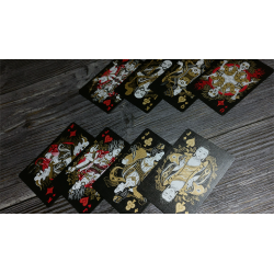 Bicycle Realms (Black) Playing Cards wwww.jeux2cartes.fr