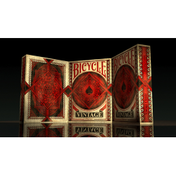 Bicycle Vintage Classic Playing Cards wwww.jeux2cartes.fr