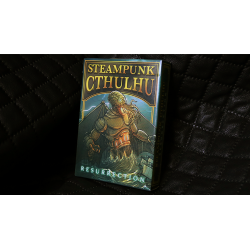 Bicycle Steampunk Cthulhu Resurrection Deck by Nat Iwata wwww.jeux2cartes.fr