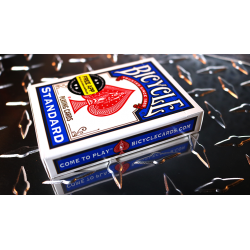 Bicycle Standard Blue Poker Cards (New Box) wwww.jeux2cartes.fr