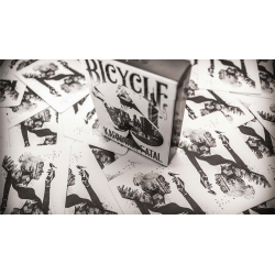 Bicycle Karnival Fatal Playing Cards wwww.jeux2cartes.fr
