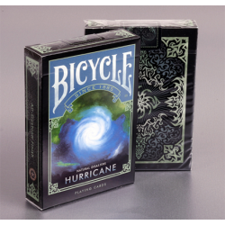 "Bicycle Natural Disasters ""Hurricane"" Playing Cards by Collectable Playing Cards wwww.jeux2cartes.fr"