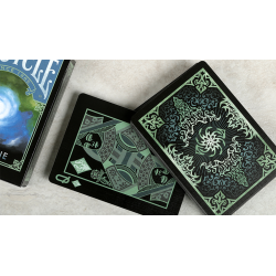 """Bicycle Natural Disasters """"Hurricane"""" Playing Cards by Collectable Playing Cards wwww.jeux2cartes.fr"""