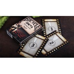 Bicycle Cinema Playing Cards by Collectable Playing Cards wwww.jeux2cartes.fr