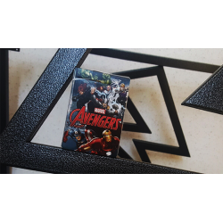Marvel Avengers Playing Cards wwww.jeux2cartes.fr