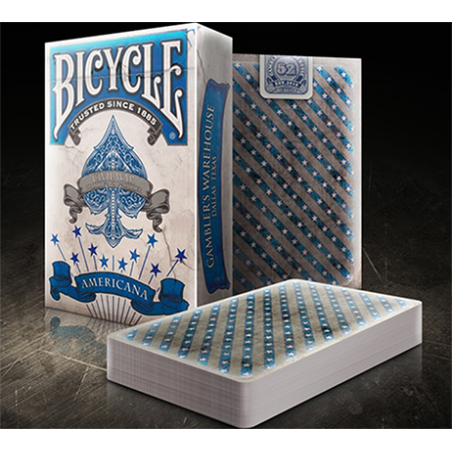 Bicycle Americana Playing Cards wwww.jeux2cartes.fr