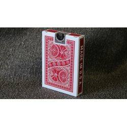 Bicycle Chainless Playing Cards (Red) by US Playing Cards wwww.jeux2cartes.fr