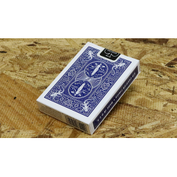 Bicycle Maiden Back (Blue) by US Playing Card Co wwww.jeux2cartes.fr