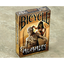 Bicycle Mummies Playing Cards by Collectable Playing Cards wwww.jeux2cartes.fr