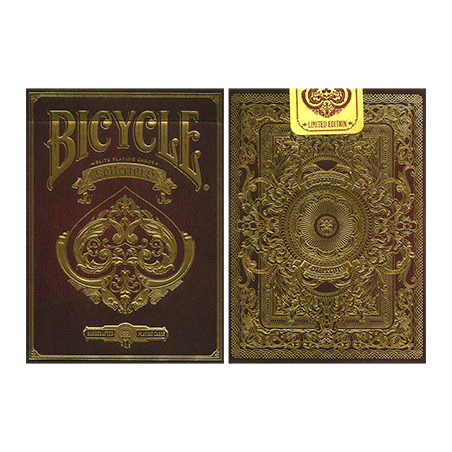Bicycle Collectors Deck by Elite Playing Cards wwww.jeux2cartes.fr