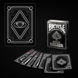 Bicycle Blackout Kingdom  Deck by Gambler's Warehouse wwww.jeux2cartes.fr