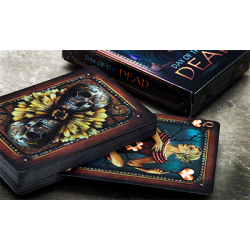 Bicycle Day of The Dead by Collectible Playing Cards wwww.jeux2cartes.fr