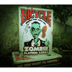 Bicycle Zombie Deck by USPCC wwww.jeux2cartes.fr