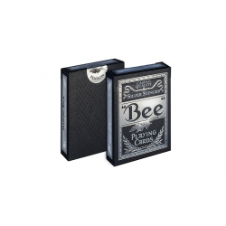 Bee Silver Stinger Playing Cards by USPCC wwww.jeux2cartes.fr