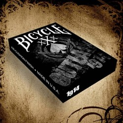 Outlaw Bicycle Deck by US Playing Card wwww.jeux2cartes.fr