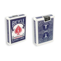 Bicycle Playing Cards 809 Mandolin Blue by USPCC wwww.jeux2cartes.fr