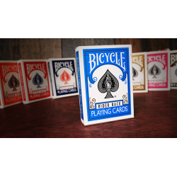 Bicycle Turquoise Playing Cards by US Playing Card wwww.jeux2cartes.fr