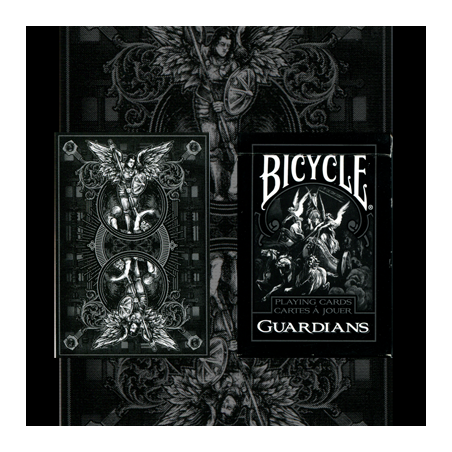Cards Bicycle Guardian USPCC wwww.jeux2cartes.fr