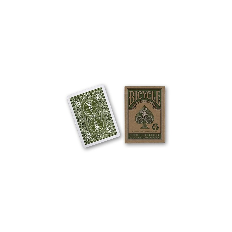 Cards Bicycle Eco Edition USPCC wwww.jeux2cartes.fr
