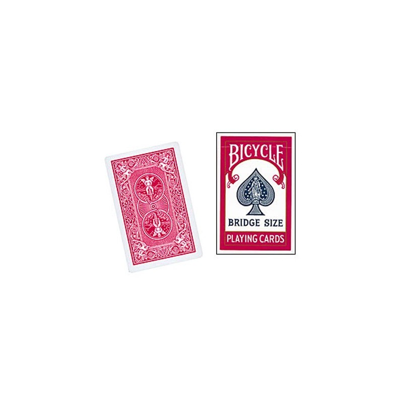 Cards Bicycle Bridge (Red) wwww.jeux2cartes.fr