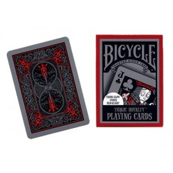 Cards Bicycle Tragic Royalty USPCC wwww.jeux2cartes.fr