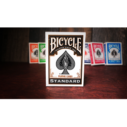 Bicycle Black Playing Cards  by US Playing Card Co wwww.jeux2cartes.fr