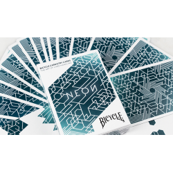 Bicycle Neon Cardistry Playing Cards wwww.jeux2cartes.fr
