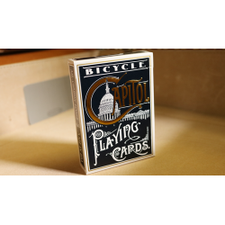 Bicycle Capitol Playing Cards by US Playing Card wwww.jeux2cartes.fr