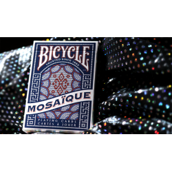 Bicycle Mosaique Playing Cards by US Playing Card wwww.jeux2cartes.fr
