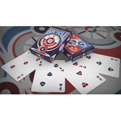 Bicycle EYE Playing Cards by Prestige Cards wwww.jeux2cartes.fr