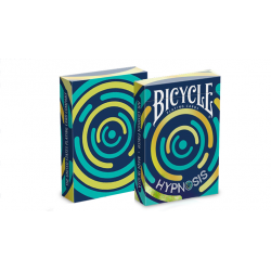 Bicycle Hypnosis Playing Cards wwww.jeux2cartes.fr