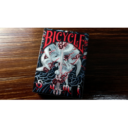Bicycle Sumi Kitsune Tale Teller Playing Cards by Card Experiment wwww.jeux2cartes.fr