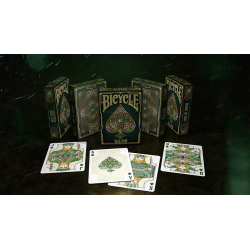 Bicycle Jade Playing Cards by Gambler's Warehouse wwww.jeux2cartes.fr