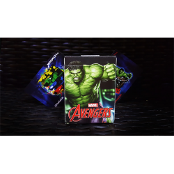 Avengers Hulk Playing Cards wwww.jeux2cartes.fr