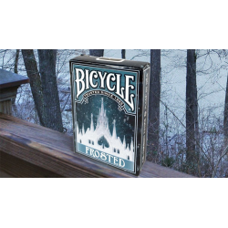 Bicycle Frosted Playing Cards wwww.jeux2cartes.fr