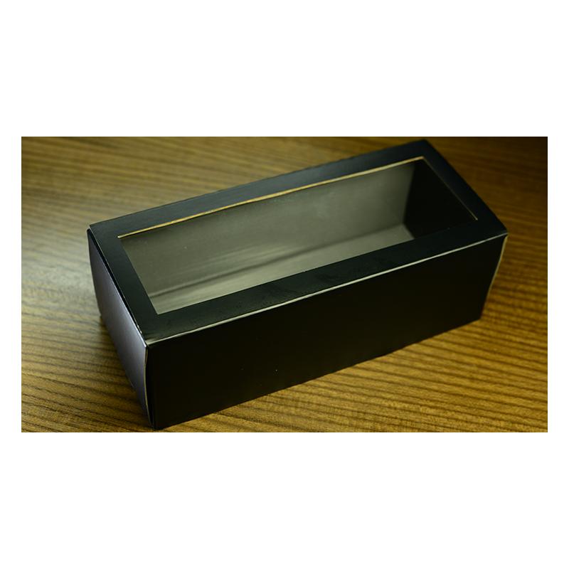 Carat XCB Cardboard Brick Box with Viewing Window wwww.jeux2cartes.fr