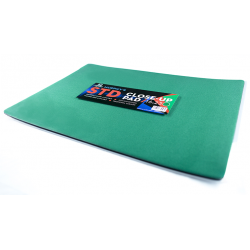 Standard Close-Up Pad 16X23 (Green) by Murphy's Magic Supplies - Trick wwww.jeux2cartes.fr