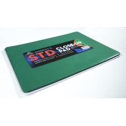 Tapis de cartes 28cm X 40cm Standard (Vert) wwww.jeux2cartes.fr