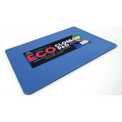 Tapis de cartes 28cm X 40cm Economique (Bleu) wwww.jeux2cartes.fr