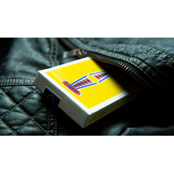 Vintage Feel Jerry's Nuggets (Yellow) wwww.jeux2cartes.fr