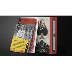 History Of Russian Revolution Playing Cards wwww.jeux2cartes.fr