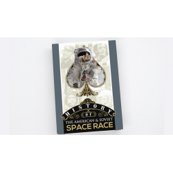 History Of Space Race Playing Cards wwww.jeux2cartes.fr