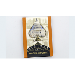 History Of Washington DC Playing Cards wwww.jeux2cartes.fr