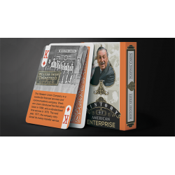 History Of American Enterprise Playing Cards wwww.jeux2cartes.fr