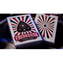 Freakshow Playing Cards wwww.jeux2cartes.fr