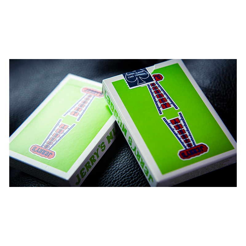 Vintage Feel Jerry's Nuggets (Green) wwww.jeux2cartes.fr