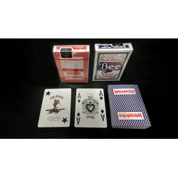 Lakeside Casino (Red) Playing Cards wwww.jeux2cartes.fr