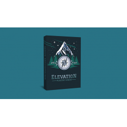 Elevation Playing Cards: Night Edition wwww.jeux2cartes.fr